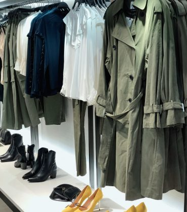 Garderobe styling